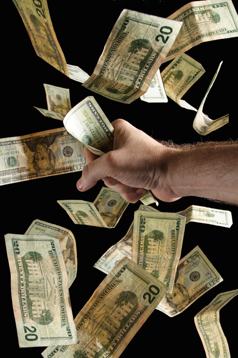 Grab the Scarce Money