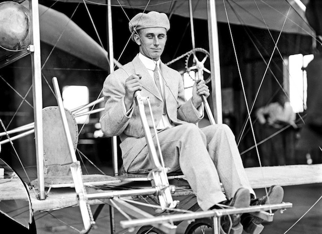 Pioneering Flight